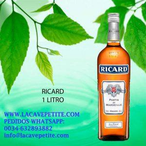 RICARD 1 LTIRO